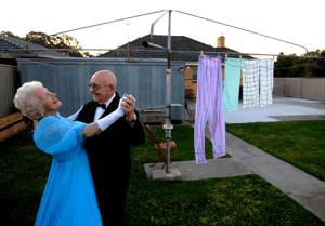Nyugdíjas tánc